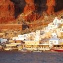 Amoudi, Santorini, Greece