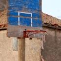 Croatia basketball hoop