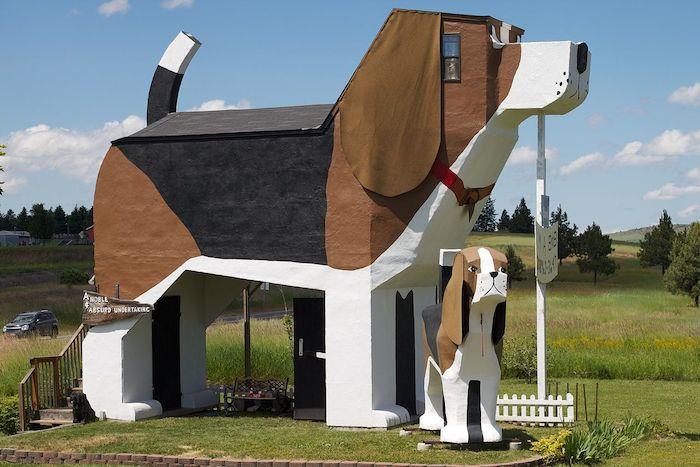 Elegant The Basket Building Ohio United States. Best Dog Bark Park Bub.