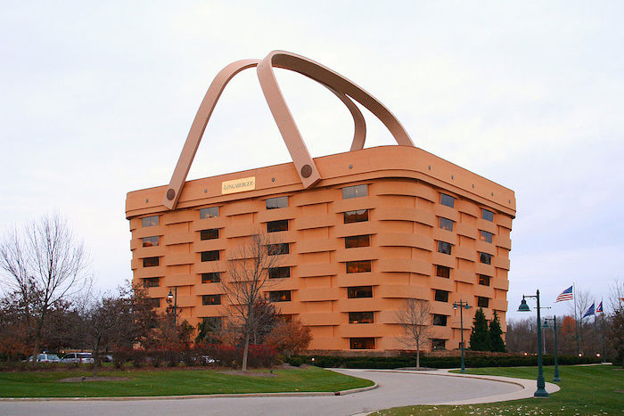 Giant Picnic basket