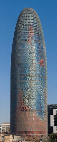 Agbar Tower Baecelona