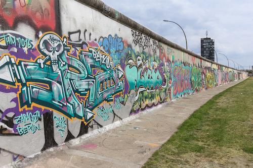 Really Great Berlin Wall