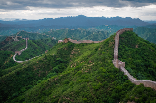 Really great wall of china
