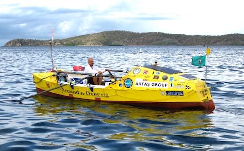 Erde Eric ocean rowing
